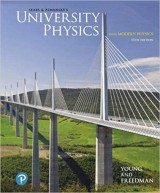 University Physics with Modern Physics (15th Edition) + Solution Manual