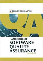 Handbook of Software Quality Assurance, Fourth Edition 4th Edition