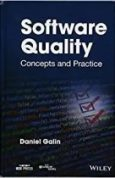 Software Quality Concepts and Practice