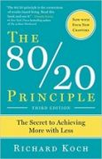 The 8020 Principle The Secret to Achieving More with Less