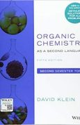 Organic Chemistry as a Second Language Second Semester Topics 5th Edition