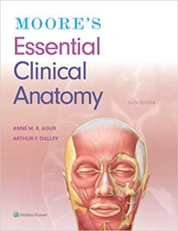 Moore's Essential Clinical Anatomy 6th Edition
