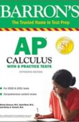 AP Calculus With 8 Practice Tests