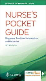 Nurses Pocket Guide Diagnoses, Prioritized Interventions and Rationales 15th Edition