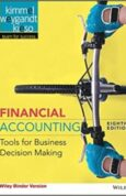 Financial Accounting Tools for Business Decision Making 8th Edition