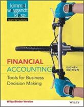 Financial Accounting: Tools for Business Decision Making 8th Edition
