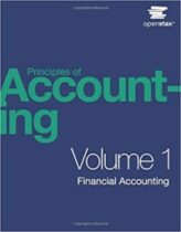 Principles of Accounting, Volume 1: Financial Accounting by OpenStax