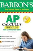 AP Calculus Premium With 12 Practice Tests