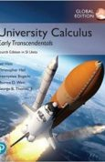 University Calculus Early Transcendentals plus Pearson MyLab Math 4th Edition