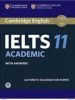 Cambridge IELTS 11 Academic Students Book with Answers