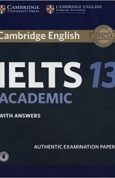 Cambridge IELTS 13 Academic Students Book with Answers with Audio