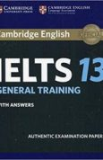 Cambridge IELTS 13 General Training Students Book with Answers