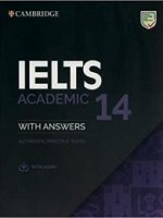 Cambridge IELTS 14 Academic Students Book with Answers