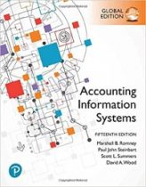 Accounting Information Systems, Global Edition 15th Edition