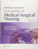 Brunner & Suddarth's Textbook of Medical-Surgical Nursing 14th Edition