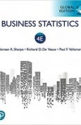 Business Statistics, Global Edition 4th Edition