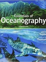 Essentials of Oceanography 13th Edition