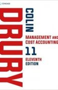 Management and Cost Accounting 11th Edition